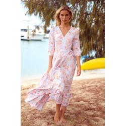 VESTIDO Puka Print Honey Dress dress JAASE